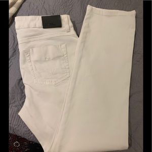 Hugo Boss White Jeans